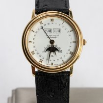 Blancpain Villeret Moonphase Yellow gold 34mm White Roman numerals United States of America, Nevada, Las Vegas