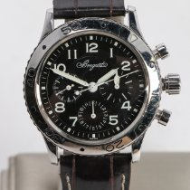 Breguet Type XX - XXI - XXII Steel 40mm Black Arabic numerals United States of America, Nevada, Las Vegas