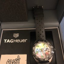 TAG Heuer Formula 1 Quartz Acero 41mm Blanco