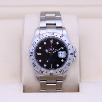 Rolex 16570 Steel 2003 Explorer II 40mm pre-owned United States of America, Tennesse, Nashville