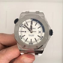 爱彼 Royal Oak Offshore Diver 15710ST.OO.A010CA.01 全新 钢 42mm 自动上弦