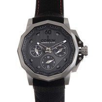 Corum Admiral's Cup Challenger Stal 44mm Szary