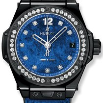 Hublot Big Bang Sang Bleu 465.CS.277L.NR.1204.ITI17 neu