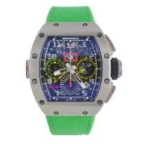 Richard Mille RM11-02 Titane 2014 RM 011 42.7mm occasion
