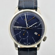 Graf pre-owned Automatic 40mm Blue