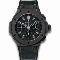 Hublot Big Bang Jeans Keramik 44mm Blau