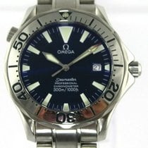 Omega 2255.80.00 Steel 2000 Seamaster Diver 300 M 41.5mm pre-owned United States of America, California, Simi Valley