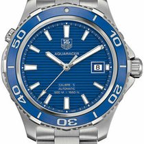 TAG Heuer Aquaracer 500M WAK2111 2010 pre-owned