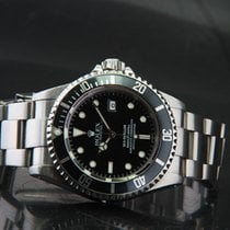 Rolex Sea-Dweller 4000 Staal 40mm Zwart Geen cijfers Nederland, ROTTERDAM