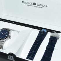 Maurice Lacroix AI6008-SS002-430-1 Steel 2020 AIKON 42mm new