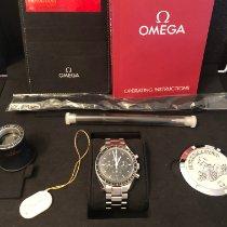 Omega Speedmaster Professional Moonwatch Otel 42mm Negru Fara cifre România, Galati