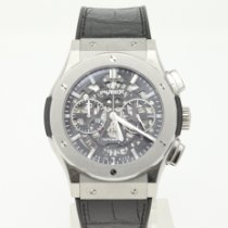 Hublot Classic Fusion Aerofusion Titanium 45mm Transparent No numerals United Kingdom, London