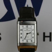 Jaeger-LeCoultre Reverso Classique Stahl 23mm Silber Arabisch