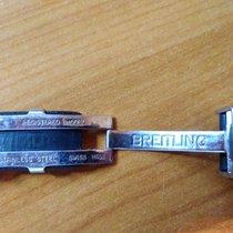 Breitling Teile/Zubehör Herrenuhr/Unisex gebraucht Leder Schwarz