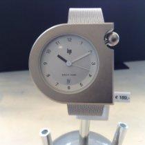 Lip Mach 2000 Steel 42mm Silver No numerals