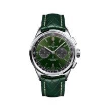 Breitling for Bentley Steel 42mm Green No numerals Australia, Sydney
