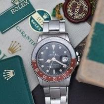 Rolex GMT-Master 1675 Gut Stahl 40mm Automatik