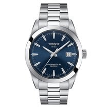 Tissot new Automatic 40mm Steel Sapphire crystal