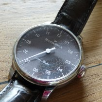 Meistersinger 43mm Remontage automatique occasion France, LANGUIDIC