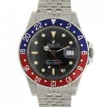Rolex GMT-Master 16750 1987 begagnad