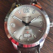 Eberhard & Co. Aiglon Steel 41mm Silver