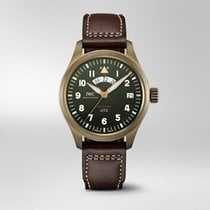 IWC Pilot Spitfire UTC IW327101 New Steel 39mm Automatic