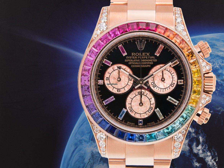 Rolex Daytona 116505 2021 new