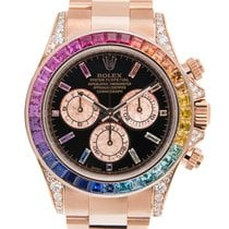 Rolex Daytona Or rose Noir