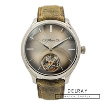 H.Moser & Cie. Endeavour White gold 42mm United States of America, Florida, Hallandale Beach