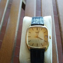 Longines Equestrian pre-owned 32mm Date Leather