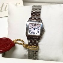 Cartier Santos Demoiselle pre-owned