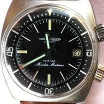 Jaeger-LeCoultre Deep Sea Chronograph Acero 36mm Sin cifras