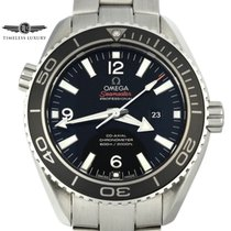 Omega Seamaster Planet Ocean 232.30.38.20.01.001 2013 pre-owned