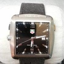 TAG Heuer Professional Golf Watch Titanium Black