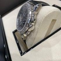 Patek Philippe Perpetual Calendar Chronograph Platinum 41mm Black