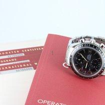 Omega Speedmaster Date occasion 40mm Noir Chronographe Date Acier