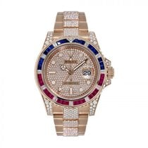 Rolex 126755SARU Rose gold GMT-Master II 40mm new United States of America, New York, New York