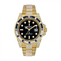 Rolex 116758SA Yellow gold GMT-Master II 40mm new United States of America, New York, New York