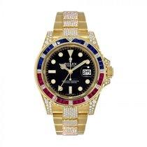 Rolex 116758SARU Yellow gold GMT-Master II 40mm new United States of America, New York, New York