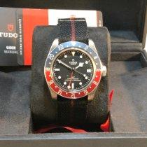 Tudor Black Bay GMT occasion 41mm Noir GMT Textile