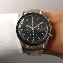 Omega Speedmaster Professional Moonwatch Acél 42mm Fekete Számjegyek nélkül Magyarország, Vámosszabadi