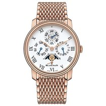 Blancpain Villeret 6659 3631 MMB New Red gold 42mm Automatic