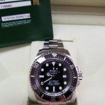 Rolex Sea-Dweller Deepsea 116660 2011 подержанные