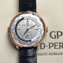 Girard Perregaux 1966 Or rose 40mm Argent France, Saint Germain en Laye