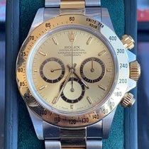 Rolex Daytona Or/Acier 40mm Or Sans chiffres France, nice