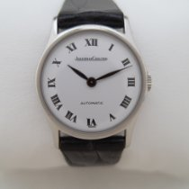 Jaeger-LeCoultre Steel 23mm Automatic 8000 pre-owned