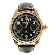 Montblanc 112637 Rose gold 2016 1858 44mm new