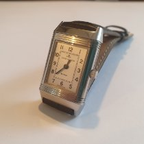 Jaeger-LeCoultre Reverso Dame occasion 20mm Argent Cuir