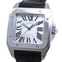 Cartier Steel 41mm Automatic W20073X8 pre-owned