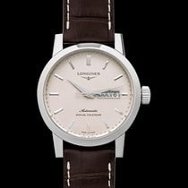 Longines Heritage new 2021 Automatic Watch with original box and original papers L48274922
